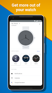 Wear OS by Google Smartwatch (was Android Wear) 1