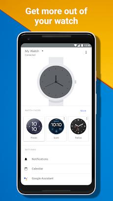 Wear OS by Google スマートウォッチのおすすめ画像1