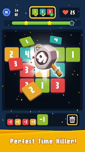 Merge Plus - Merge Number Puzzle  screenshots 12