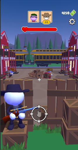 Western Sniper - Wild West FPS Shooter 1.9.5 screenshots 6