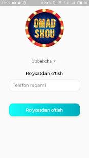 Omad Shou 2.0.0 APK screenshots 2