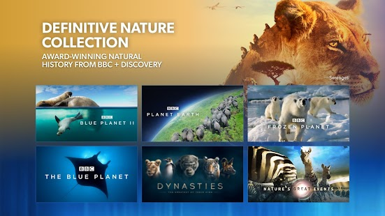discovery+ | Stream TV Shows Screenshot