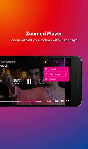 Tata Sky Mobile- Live TV, Movies, Sports, Recharge screenshots 3