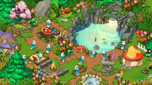 Smurfs and the Magical Meadow 1.11.0.2 Screenshots 11