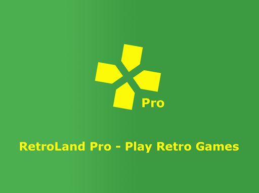 RetroLand Pro - Classic Retro Game Collection ud83dudc95 5.2.0 Screenshots 1