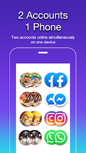 How to Run 2Accounts  Dual Space for PC (Windows 7,8, 10 and Mac) 1