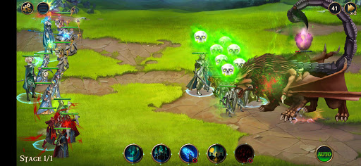 Chaos Lords: Stronghold Kingdom - Medieval RPG War screenshots 8