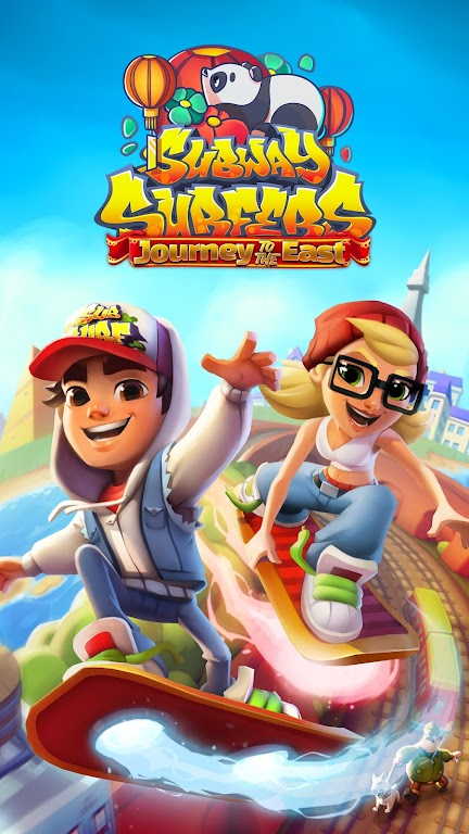 Subway Surfers  poster 0