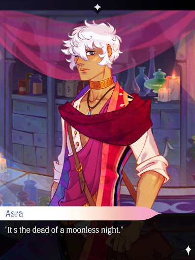 The Arcana: A Mystic Romance - Interactive Story 1.98 screenshots 14