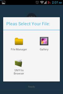 Unlimited File Sender AnyWhere Pro v35 APK 4