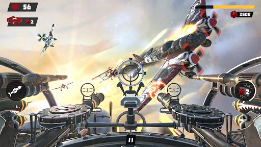 Gunner War - Air combat Sky Survival android2mod screenshots 4