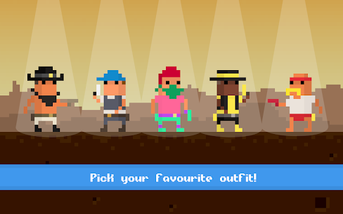 Cowboy Standoff Duel – PvP Arcade Shooter Online Hack Android & iOS 4