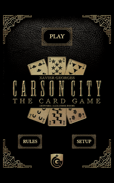 Carson City - The Card Gameのおすすめ画像1