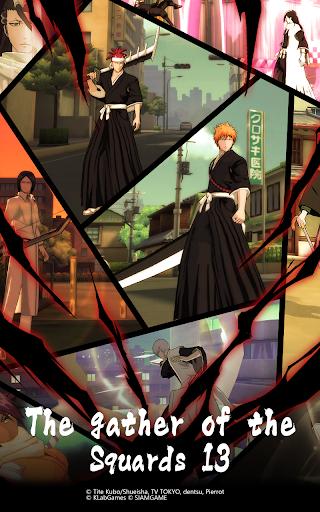 BLEACH Mobile 3D screenshots 11