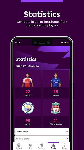 Premier League - Official App 2.4.2.2166 Screenshots 4
