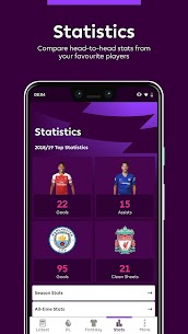 Premier League – Official App 4