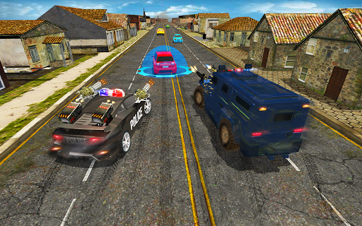 Police Highway Chase Racing Games - Free Car Games  screenshots 17