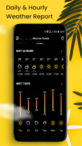 Weather 1.0.5 Screenshots 3
