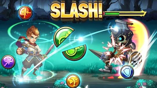 Slash Saga – Swipe Card RPG 1.3.4 APK + MOD (Unlocked) 1