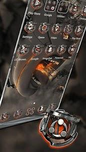 Robot 3D War Launcher Theme 2