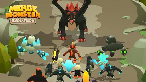 Merge Monster Evolution:  Summon & Merge RPG screenshots 4