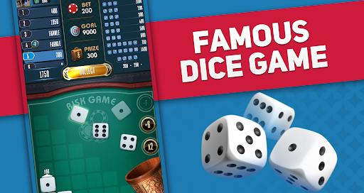 Farkle online - 10000 Dice Game  screenshots 14