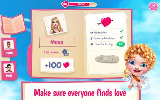 First Love Kiss - Cupidu2019s Romance Mission 1.1.6 screenshots 20