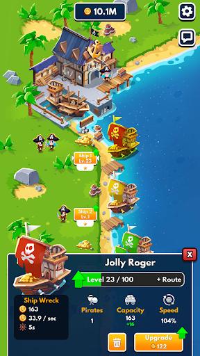 Idle Pirate Tycoon 0.23.1 screenshots 5