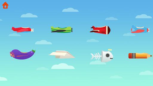 Dinosaur Plane - Plane piloting game for kids 1.1.0 screenshots 8