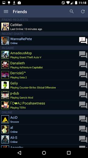Steam  screenshots 1