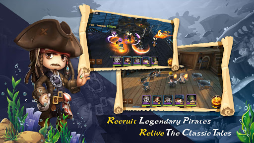 Pirates Legends  screenshots 2