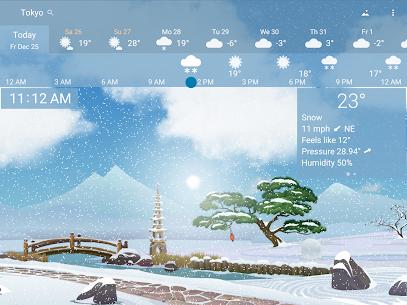 YoWindow Weather – Unlimited MOD APK 2.27.3 (PAID Free) 13