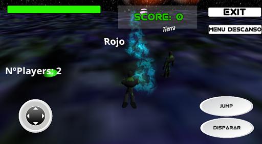 Offline Shooting Games Online Aliens third person 0.4 screenshots 1