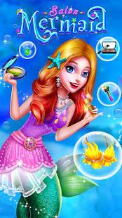 Mermaid Makeup Salon 5.6.5052 screenshots 3