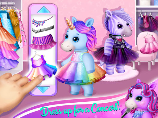 Pony Sisters Pop Music Band - Play, Sing & Design 6.0.24419 Screenshots 11