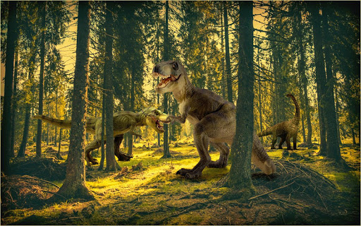 Real Dino Hunter - Jurassic Adventure Game 2.3.6 Screenshots 5