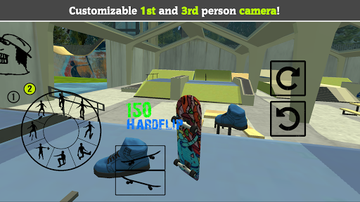 Skateboard FE3D 2 - Freestyle Extreme 3D 1.28 screenshots 3