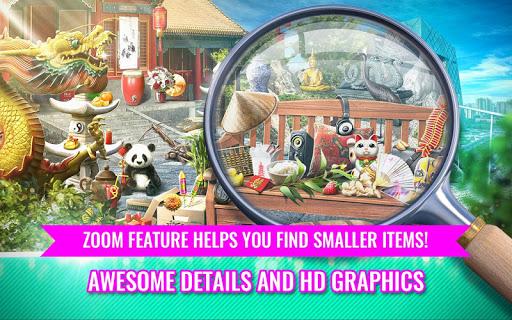 city adventures hidden object games - seek & find screenshot 2