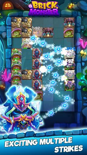 Brick Monster: Epic Casual Magic Balls Blast Game 2.0.0 screenshots 2