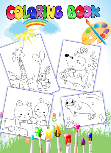 Magic Coloring Book - Color & Draw 2.1.2 screenshots 5