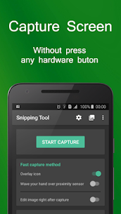 Snipping Tool – Screenshot Touch (UNLOCKED) 1.14 Apk 1