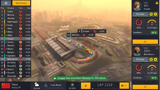 Motorsport Manager Mobile 2 v1.1.3 MOD APK 4