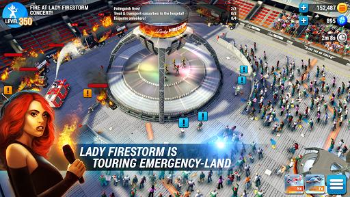 EMERGENCY HQ - free rescue strategy game 1.5.06 screenshots 1