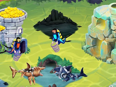 Idle Sea Monsters Mod Apk 13.16 (Mod Menu) 2