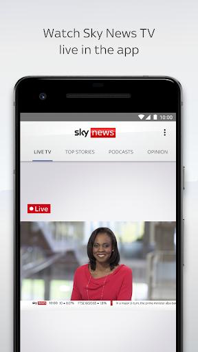 Sky News: Breaking, UK, & World  screenshots 2