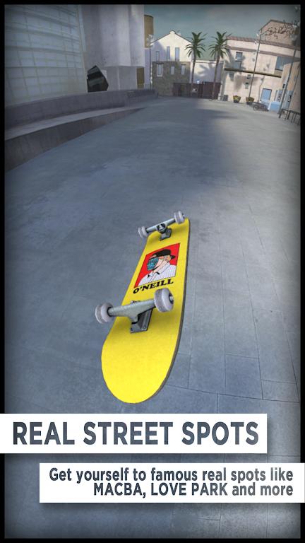 True Skate  poster 1