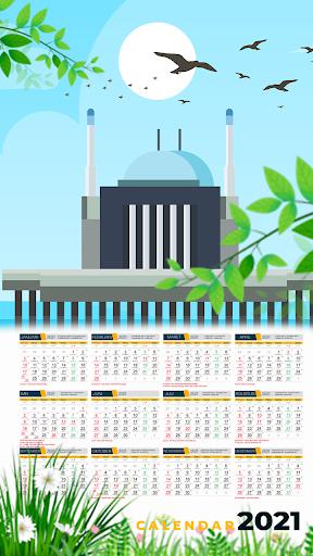 Frame Calendar 2021  Screenshots 3