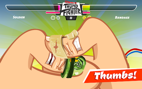 Thumb fighter Apk (MOD, Unlimited) Latest Download 3