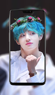 BTS - V Kim Taehyung Wallpaper HD 4K 2021