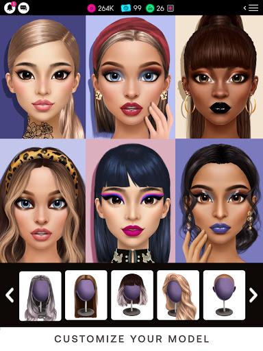 GLAMM'D - Style & Fashion Dress Up Game apktram screenshots 9